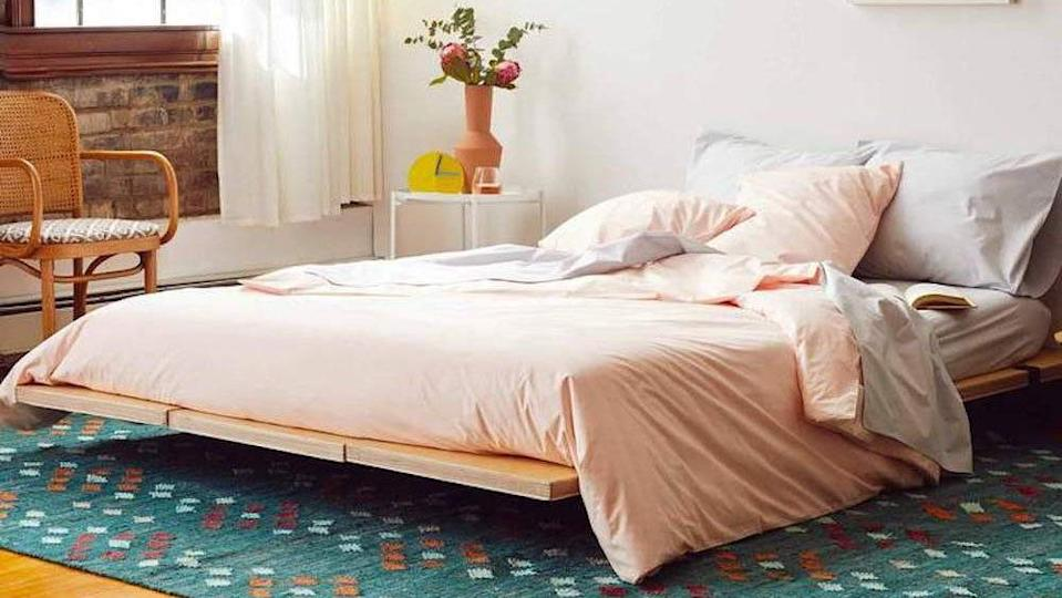 Gifts for college-bound students: Brooklinen sheets