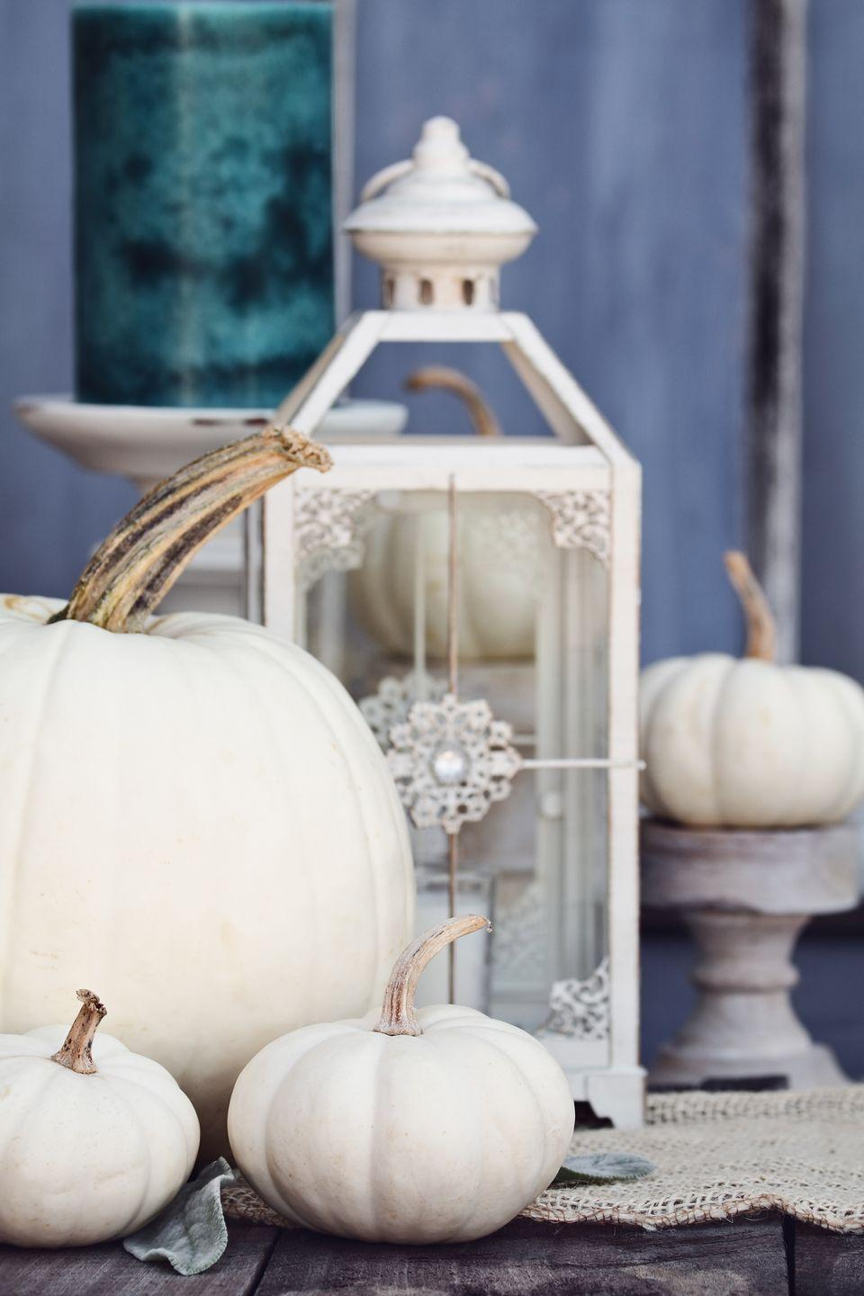"""<p>Get in the spirit—literally!—with a Halloween party theme inspired by one of the most tried-and-true costumes: a ghost! To create the slightly frightening feel, apply the all-white theme to decorations (think <a href=""""https://www.oprahmag.com/life/g28190402/diy-halloween-decorations/?slide=34"""" rel=""""nofollow noopener"""" target=""""_blank"""" data-ylk=""""slk:painted pumpkins"""" class=""""link rapid-noclick-resp"""">painted pumpkins</a>, <a href=""""https://www.oprahmag.com/life/g28190402/diy-halloween-decorations/?slide=38"""" rel=""""nofollow noopener"""" target=""""_blank"""" data-ylk=""""slk:spooky eyeball wreaths"""" class=""""link rapid-noclick-resp"""">spooky eyeball wreaths</a>, and <a href=""""https://www.oprahmag.com/life/g28190402/diy-halloween-decorations/?slide=27"""" rel=""""nofollow noopener"""" target=""""_blank"""" data-ylk=""""slk:ghost garlands"""" class=""""link rapid-noclick-resp"""">ghost garlands</a>), treats (such as mummy pops, s'mores dip, white chocolate covered apples), and costumes (Princess Leia, ballerinas, and, yes, Casper).</p>"""