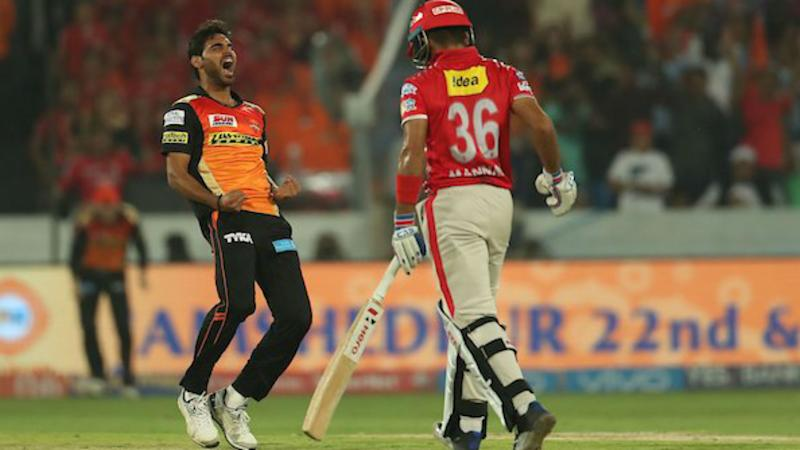 Vohra heroics in vain as Sunrisers outshine Kings XI