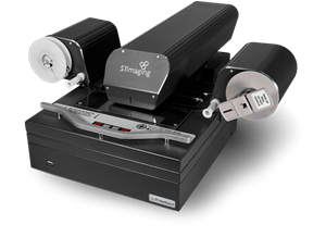 The ViewScan 4 is ST Imaging's latest digital microfilm reader for general use. Its 18-megapixel camera with the unique PerfectFocus system provides the highest quality digital copies of records stored on microfilm or microfiche.