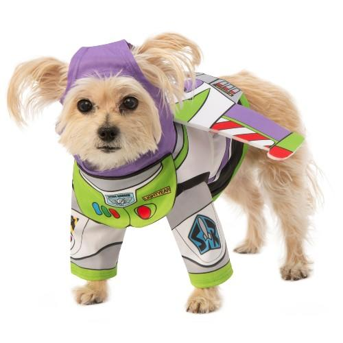 Buzz Lightyear Pet Costume. (Photo: Chewy)