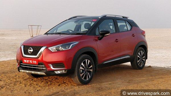 New Nissan Kicks Suv Launched In India Prices Start At Rs 955 Lakh