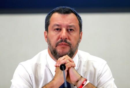 Italy's Salvini says coalition with 5 Star back on track