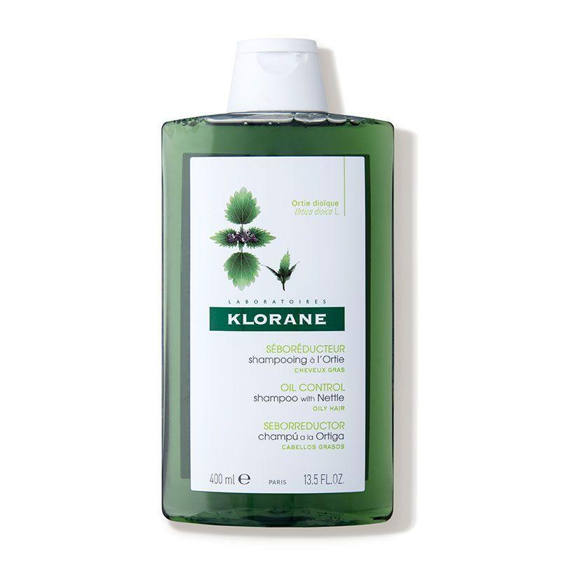 """<p><strong>Klorane</strong></p><p>dermstore.com</p><p><strong>$20.00</strong></p><p><a href=""""https://go.redirectingat.com?id=74968X1596630&url=https%3A%2F%2Fwww.dermstore.com%2Fproduct_Shampoo%2Bwith%2BNettle%2B%2BOily%2BHair_53369.htm&sref=https%3A%2F%2Fwww.harpersbazaar.com%2Fbeauty%2Fhair%2Fg26469819%2Fbest-shampoo-for-oily-hair%2F"""" rel=""""nofollow noopener"""" target=""""_blank"""" data-ylk=""""slk:Shop Now"""" class=""""link rapid-noclick-resp"""">Shop Now</a></p><p>For those who wash their hair a few times a week, this shampoo helps control scalp oil production so that your hair doesn't get too greasy between washes. </p>"""