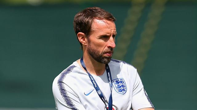 Gareth Southgate was uncertain about taking the role as England manager and didn't want or expect the role.