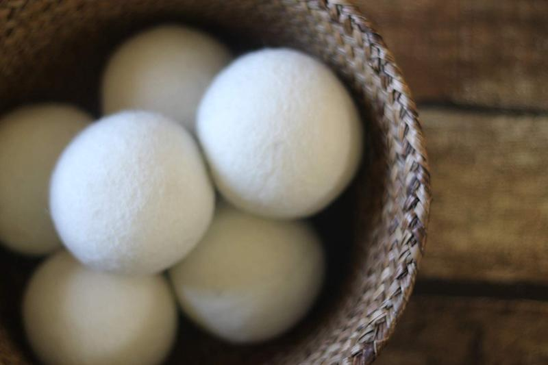 Smart Sheep Wool Dryer Balls cut drying time in half (Photo: Amazon)