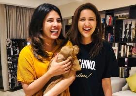 Being sisters, we wanted to do something together: Priyanka on working with Parineeti