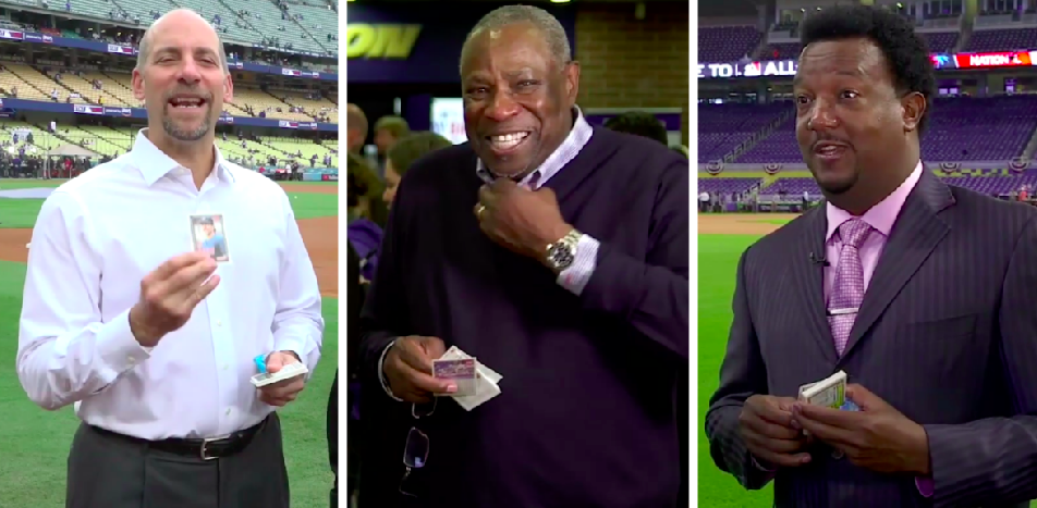 Two Hall of Fame pitchers and Dusty Baker share their best baseball memories. (Yahoo Sports)
