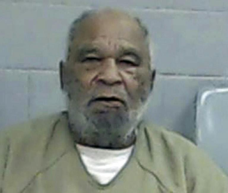This undated photo obtained November 28, 2018, courtesy of Ector County Sheriff's Office, shows convicted serial killer Samuel Little (AFP Photo/HO)