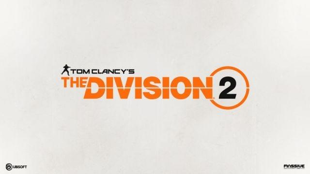 The Division 2 Announced With Full Reveal Planned for E3