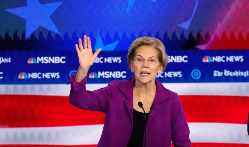 Warren taps all-woman lineup to chair U.S. presidential campaign