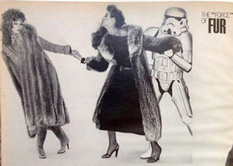 This isn't even close to the weirdest Star Wars-related image we've ever seen
