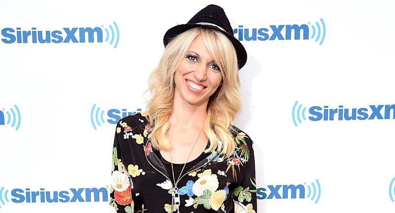 Debbie Gibson, pictured here last year, released her debut album in 1987.