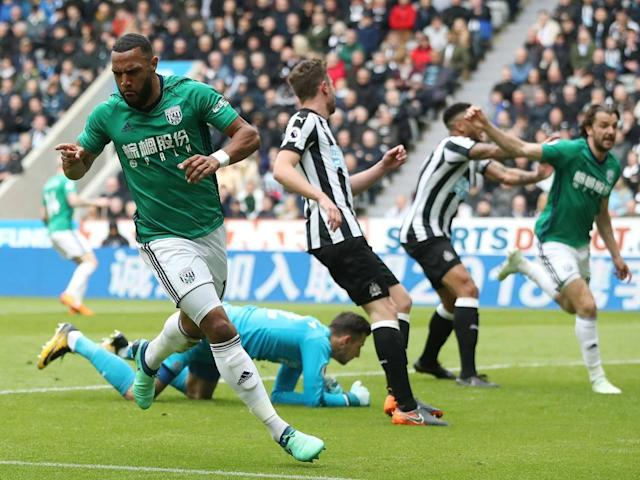 Matt Phillips secures crucial victory as West Brom show fight to beat Newcastle and keep survival hopes alive