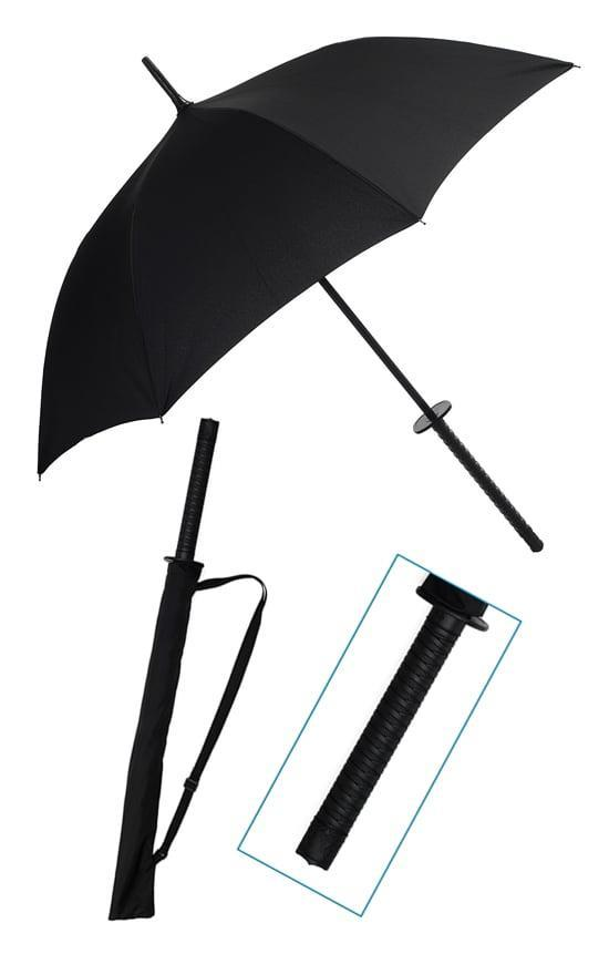 <p>Surprise bad guys by transforming <span>this umbrella</span> ($38) into a tool any ninja would be proud of. </p>