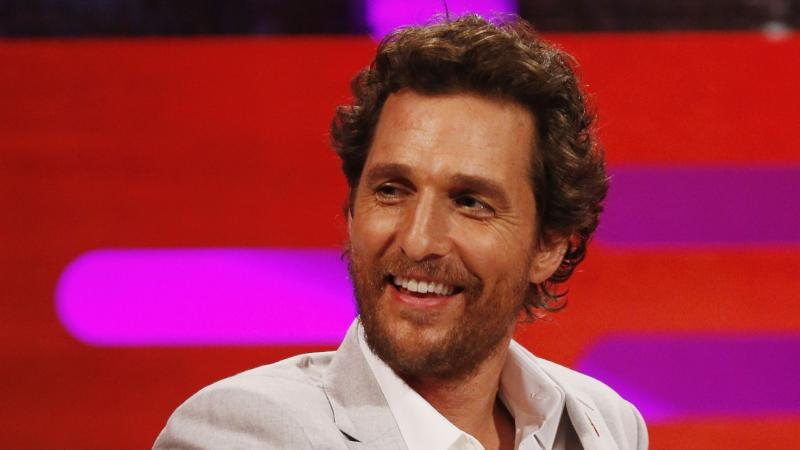 Matthew McConaughey joins Instagram on his 50th birthday