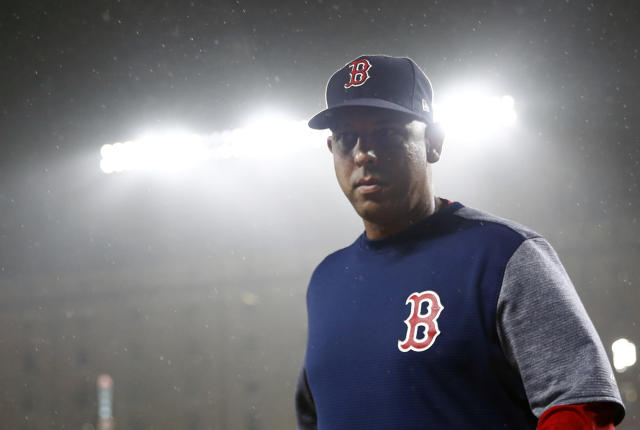 Alex Cora tacitly called out the Orioles for starting games under poor weather conditions that saw a likely Red Sox win wiped off the books. (AP)