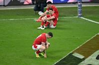 Wales captain Alun Wyn Jones said losing two players to the sin bin in the closing 10 minutes proved costly