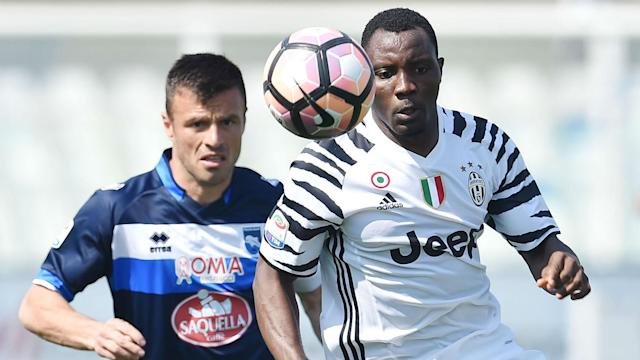 The Ghana international may extend his stay at the Juventus Stadium according to his agent