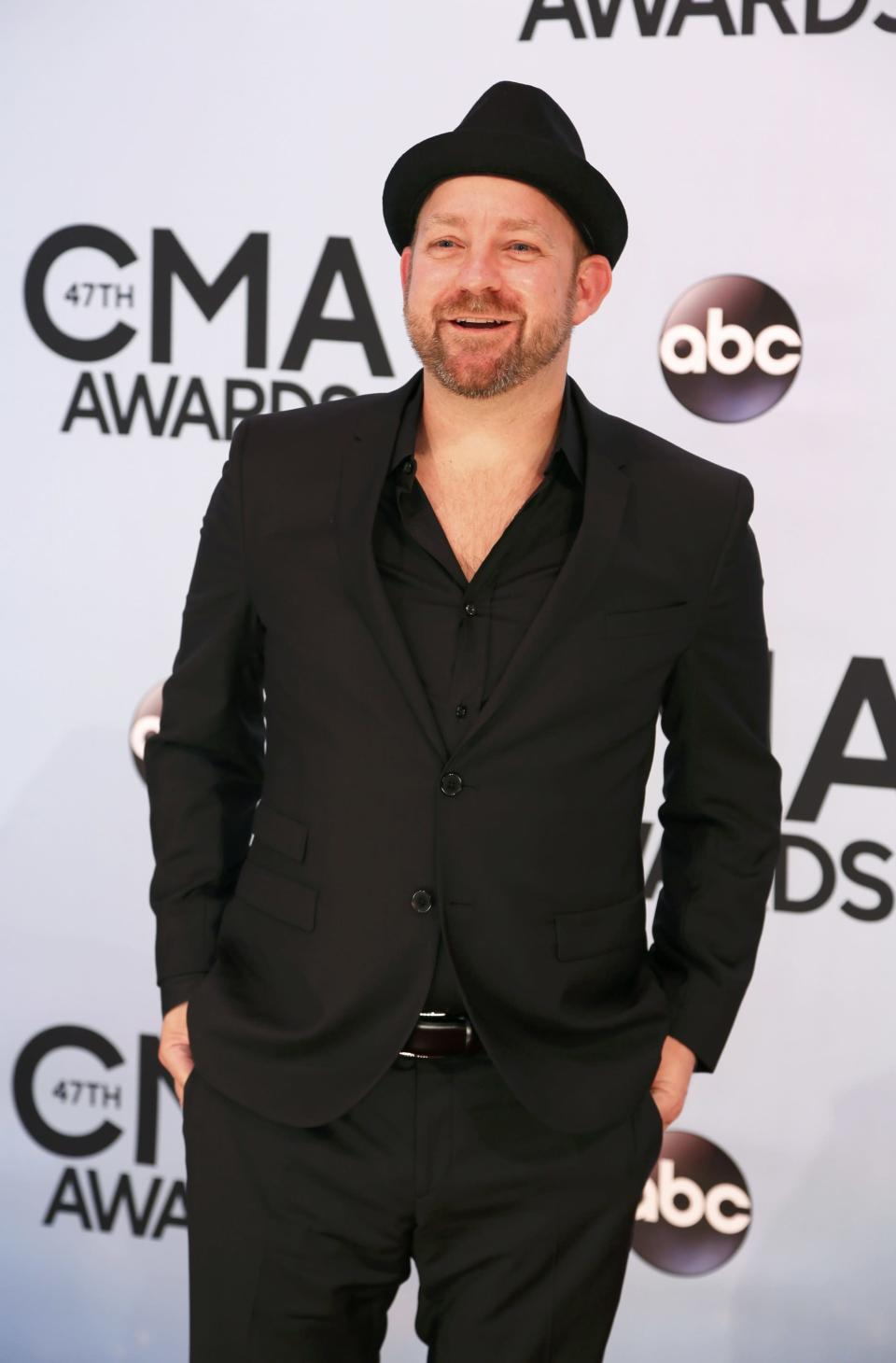 Singer Kristian Bush at the 47th Country Music Association Awards in Nashville, Tennessee November 6, 2013. REUTERS/Eric Henderson (UNITED STATES - Tags: ENTERTAINMENT)
