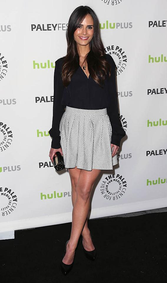 """Jordana Brewster attends the 30th Annual PaleyFest featuring the cast of """"Dallas"""" at Saban Theatre on March 10, 2013 in Beverly Hills, California."""