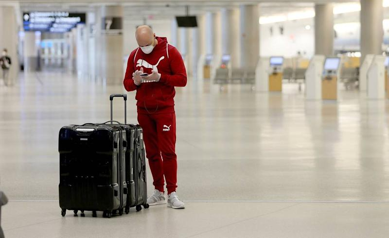More than 1,300 baggage handlers and ground crew laid off across Florida airports