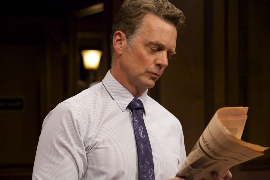 "John Schneider as Jim Cryer in ""The Haves and the Have Nots"" episode, ""Playing in the Deep End."""