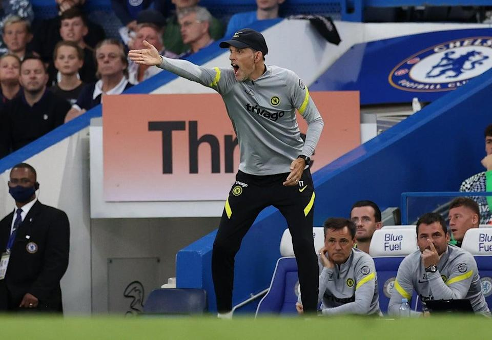 Tuchel won the Champions League trophy with Chelsea last season (Getty Images)