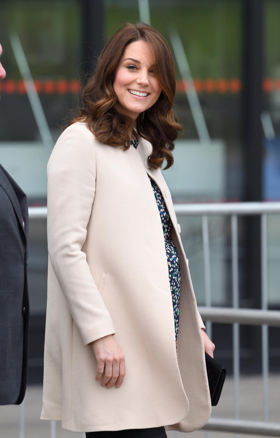 How will the Duchess cope with having three under five [Photo: Getty]