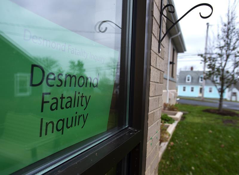 Psychiatrist assessed Desmond as 'pleasant ... a proud father' days before killings