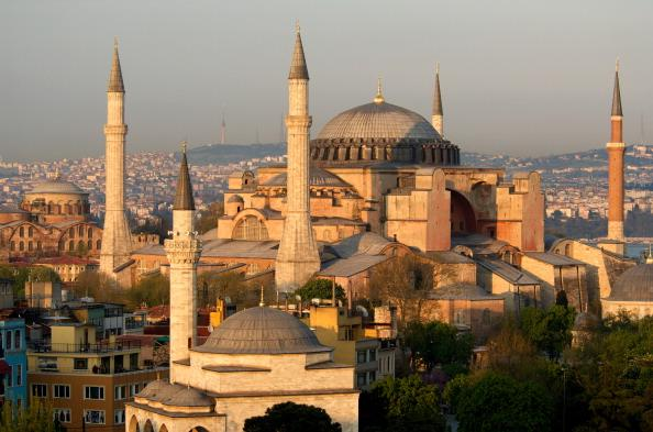 <p>No. 14: Istanbul, Turkey <br /> Average cost of a three-bedroom property: $220,255 <br /> Average monthly rental of a three-bedroom property: $952 <br /> Months until value recuperated via rental: 231 <br /> Average monthly Airbnb rental three-bedroom property: $3,919 <br /> Months until value recuperated via Airbnb: 56 <br /> (Photo by Jeremy Horner/LightRocket via Getty Images) </p>