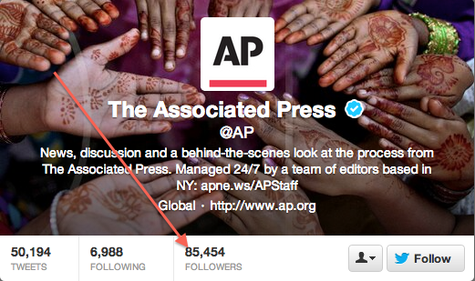 AP Returns to Twitter After Hack — but Where Are Its 2 Million Followers?