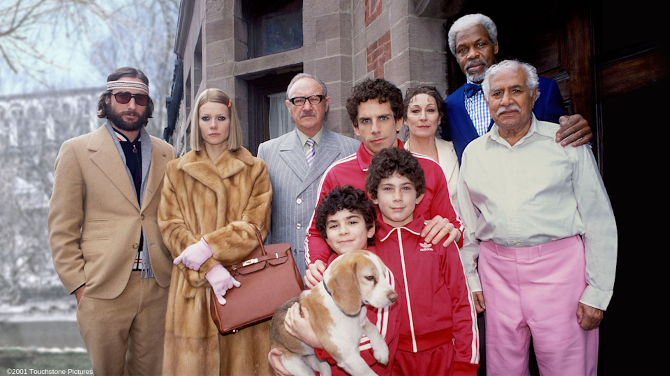 'The Royal Tenenbaums' (Touchstone Pictures)
