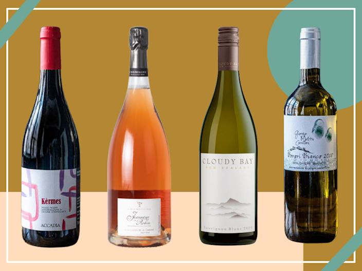 <p>From mass market household names to boutique bottle shops, we're sure there's an option for you </p> (iStock/The Independent)