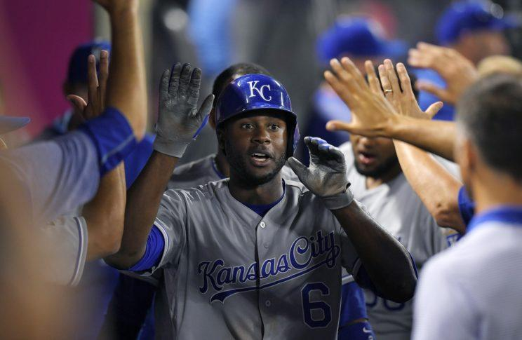 Lorenzo Cain's all-around game makes him worthy of an All-Star nod. (AP Photo)