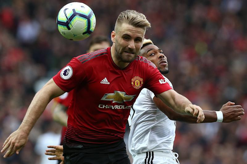 Jose Mourinho: Luke Shaw's self-belief crucial to new Manchester United deal