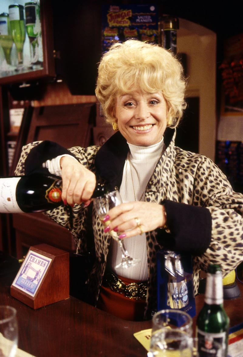 """Living legend Barbara Windsor has made numerous visits to Albert Square since officially leaving. She'll be back for live week, and fingers crossed there'll be a chance for the Queen Vic's most memorable landlady to yell that line again: """"Get outta ma pub!"""""""