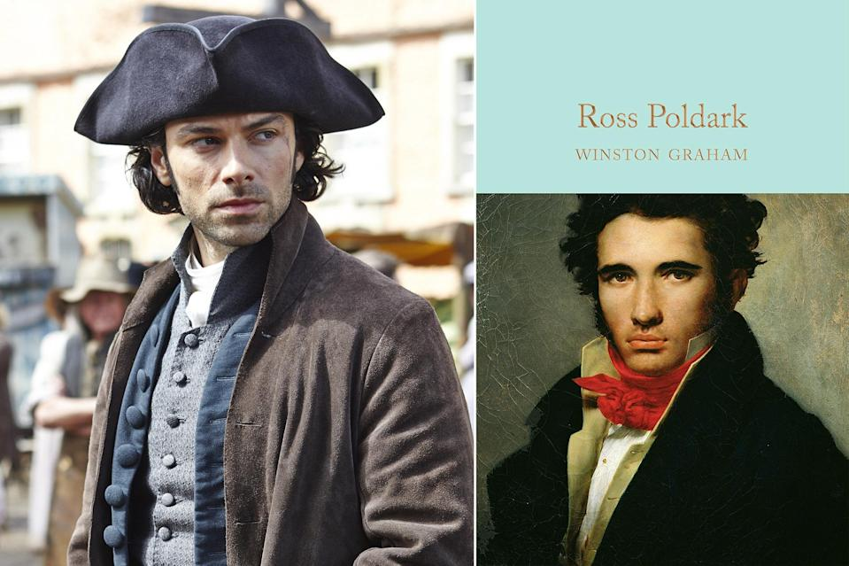 """<p>From the second Ross Poldark gets back from the war, his life is filled with heartbreak. <a href=""""https://ew.com/article/2015/06/19/7poldark-pbs-series/"""" rel=""""nofollow noopener"""" target=""""_blank"""" data-ylk=""""slk:His dad has died, his farm has gone downhill, and the woman he loves is engaged to his cousin"""" class=""""link rapid-noclick-resp"""">His dad has died, his farm has gone downhill, and the woman he loves is engaged to his cousin</a>. Both the novel and the series balance <i>Poldark</i>'s theme of heartbreak and rebirth with a deft touch, leaving readers and viewers invested in all of the characters, and finding their heroes may change as the story unfurls. No matter what; you are always hoping for at least one character to get the happy ending they have dreamed of, even if they hit some roadblocks along the way. </p>"""