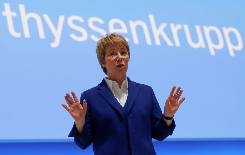 Thyssenkrupp CEO: No taboos in steel consolidation plans
