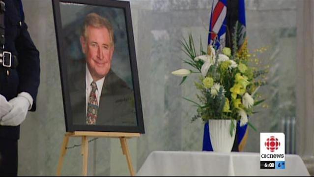 A public memorial service for Ralph Klein will be held in Calgary so Albertans can pay tribute to one of the province's most well-known politicians.