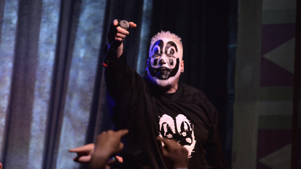 Insane Clown Posse Album Release Party - Credit: Getty Images