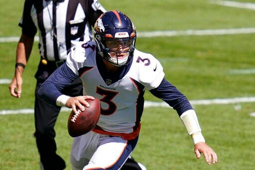 Drew Lock Sidelined Again, Vows Not To Change His Risky Ways
