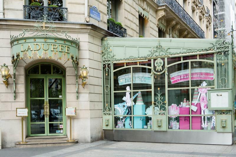 Hess counts famous Parisian macaron brand Ladurée among her clients. Image: Supplied