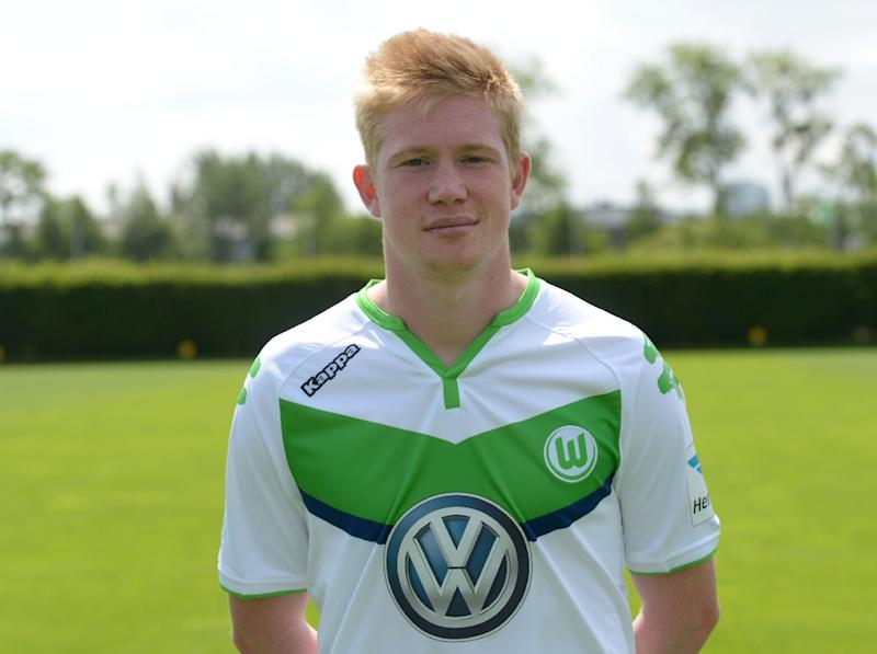best sneakers df223 9afc2 De Bruyne speculation annoys Wolfsburg boss