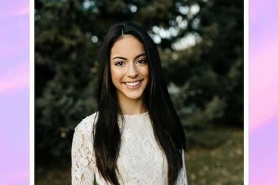 Isabella Thallas was shot and killed while walking her dog with her partner. Source: GoFundMe