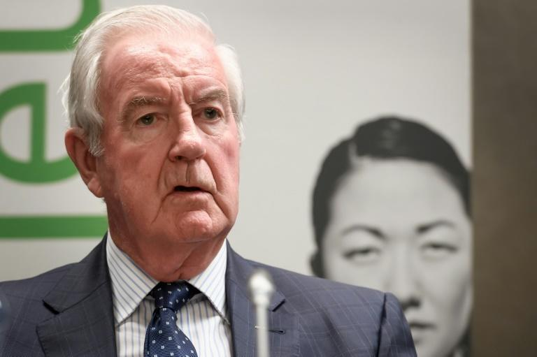 Outgoing WADA President Craig Reedie says the Russian doping crisis is the biggest challenge he has faced in his six years at the helm of the  anti-doping agency