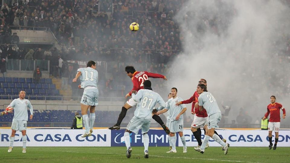 AS Roma v SS Lazio - Serie A | Paolo Bruno/Getty Images