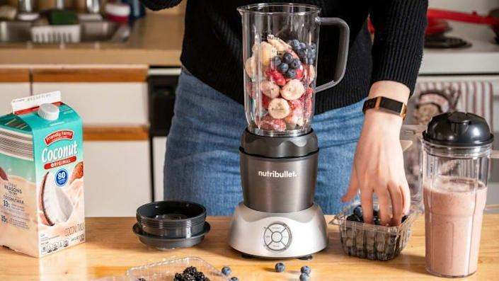 Best health and fitness gifts: NutriBullet Select personal blender