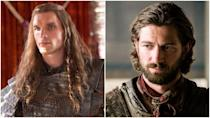 "<p>Oh, look, yet another <em>Game of Thrones</em> character who was casually recast. I can't emphasize enough how little Ed Skrein of the Magnificent Hair and Michiel Huisman of the Fulsome Beard look alike. To be fair, apparently Ed is the one who <a href=""https://variety.com/2014/film/news/thrones-ed-skrein-transporter-jason-statham-1201091882/"" rel=""nofollow noopener"" target=""_blank"" data-ylk=""slk:decided"" class=""link rapid-noclick-resp"">decided</a> to leave the show to be in <em>Transformers. </em></p>"