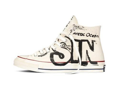 d3bfea71382e7e Collaboration of The Week  Converse X Andy Warhol